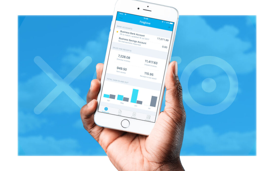 Adapting to Life in the Cloud: Cloud Accounting is here